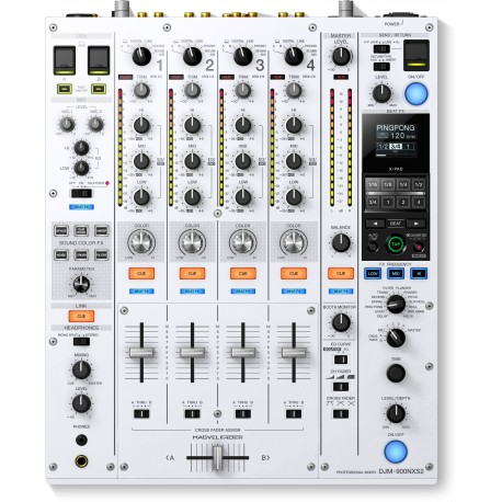 DJM 900NXS2-W (Limited Edition)