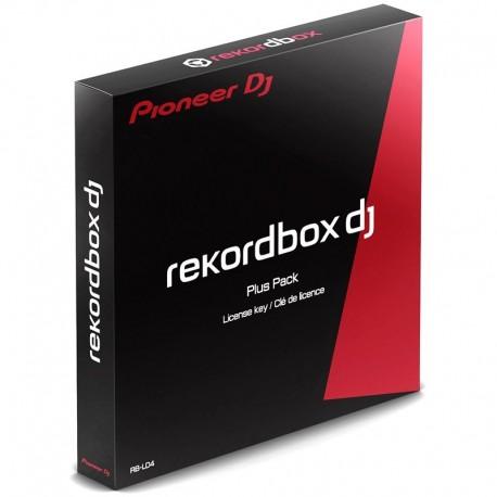 Rekordbox DJ RB-LD4 (Plus Pack)
