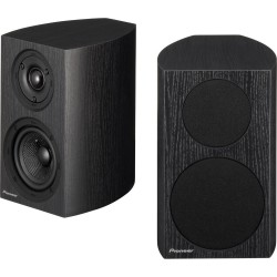 "Pioneer S-31B-LR-K 4"" Bookshelf Speakers (Pair)"