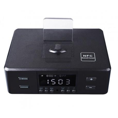 D9 sat budilica / bežićni Bluetooth zvučnik