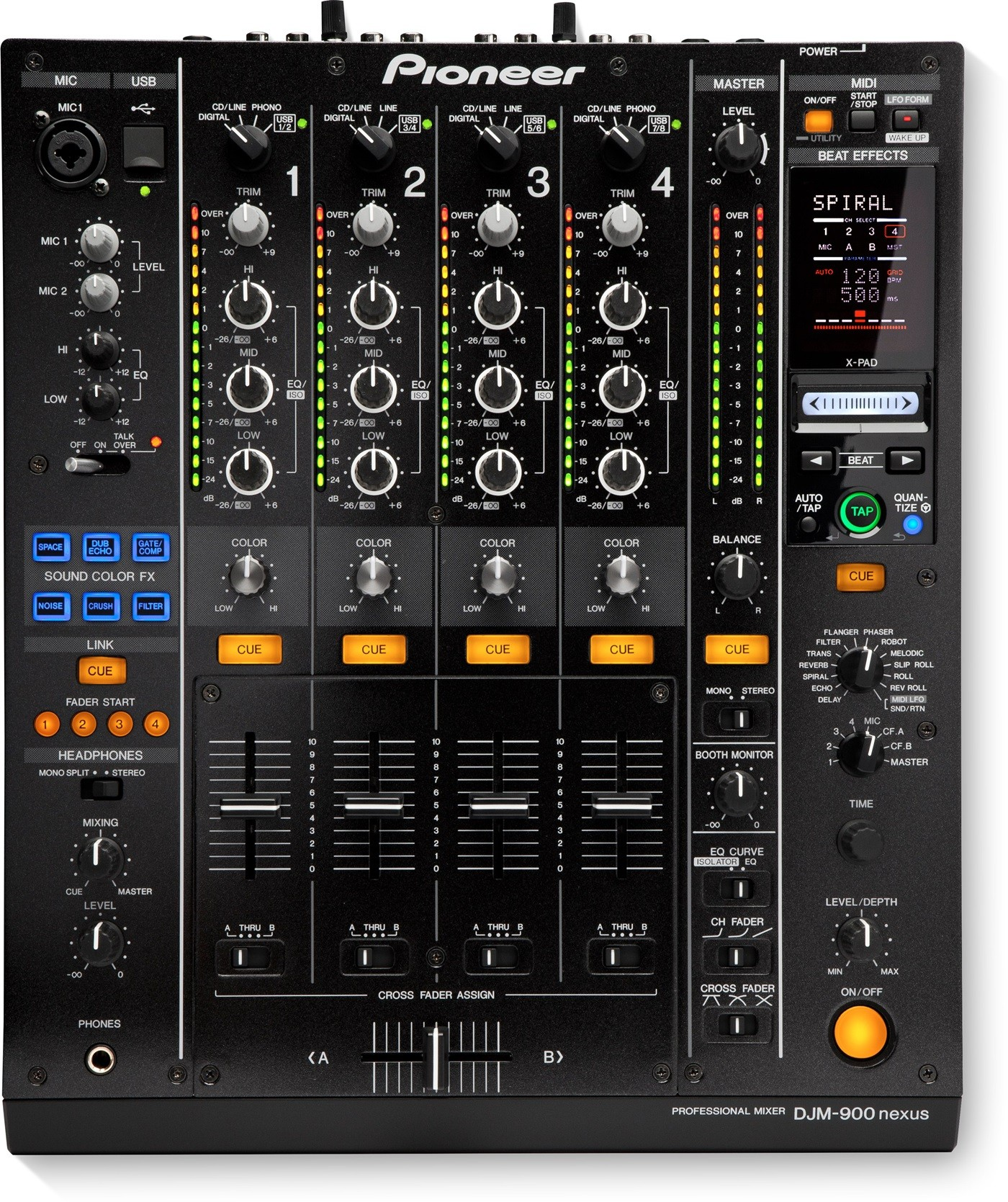 PIONEER DJM-900NXS DJ MIXER DRIVER DOWNLOAD (2019)