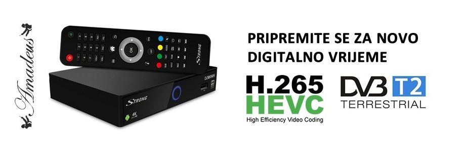 DVB-T2 prijemnici